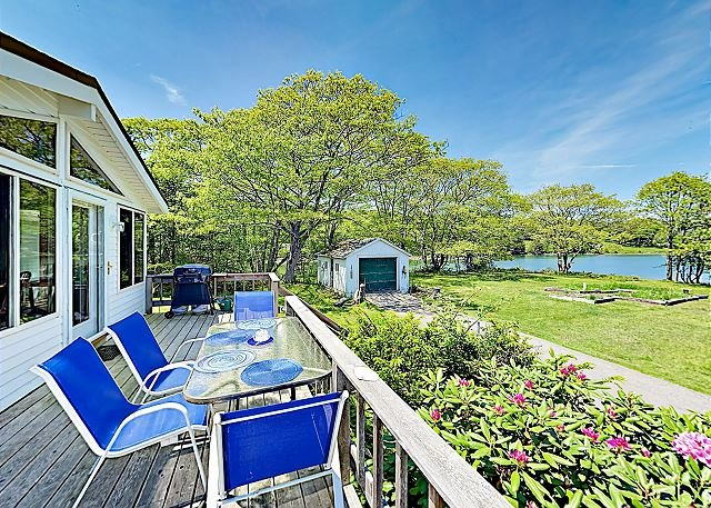 Mill Pond Cottage w/ Kayaks & Boat Launch Access, alquiler vacacional en Boothbay