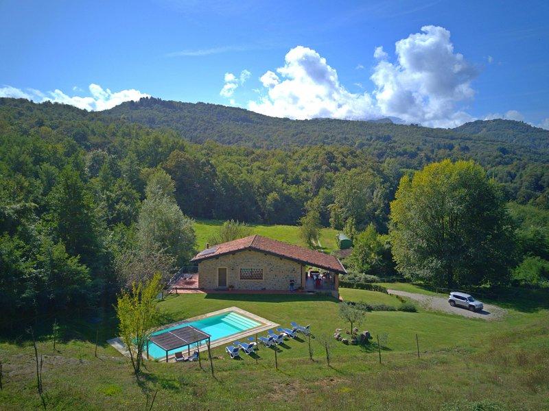La Capanna del Pastore, aluguéis de temporada em Castelnuovo di Garfagnana
