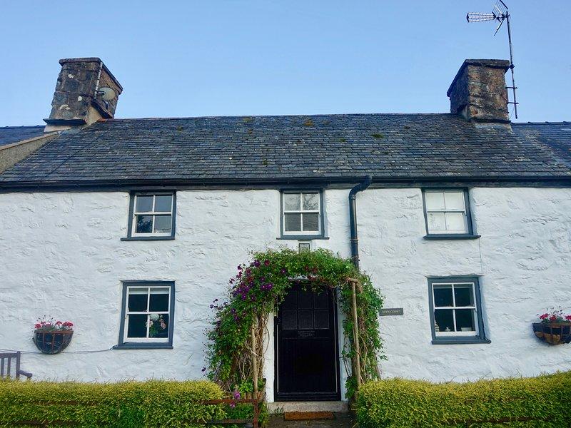 Bryn Conwy, near Betws-y-Coed, holiday rental in Pentre Foelas