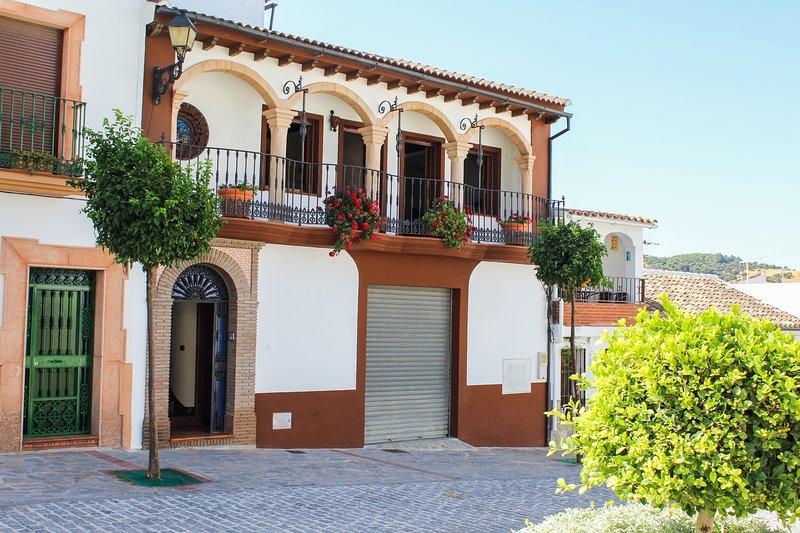 Casa de Teones, location de vacances à Grazalema