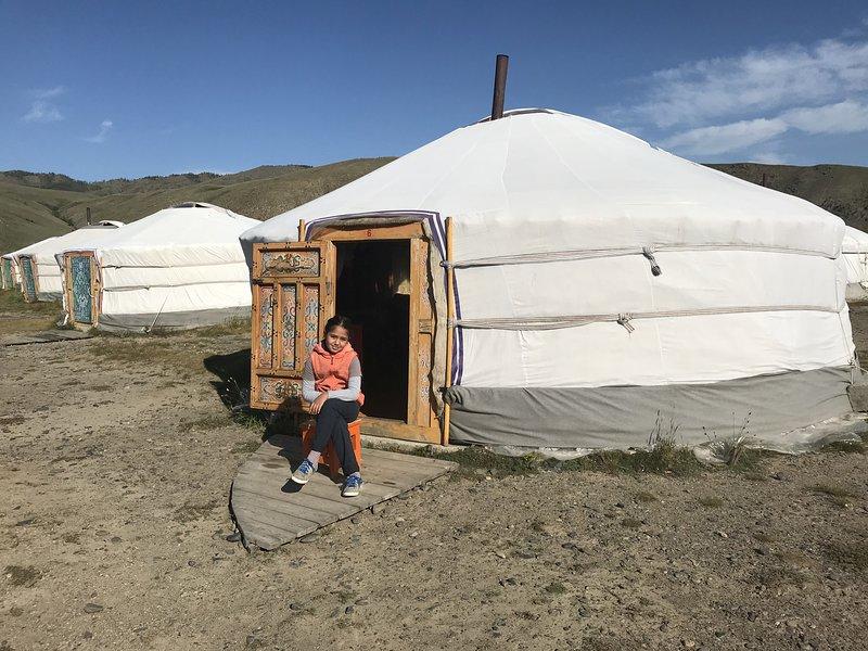 Hunnu Nomadic Families Ger, vacation rental in Kharkhorin