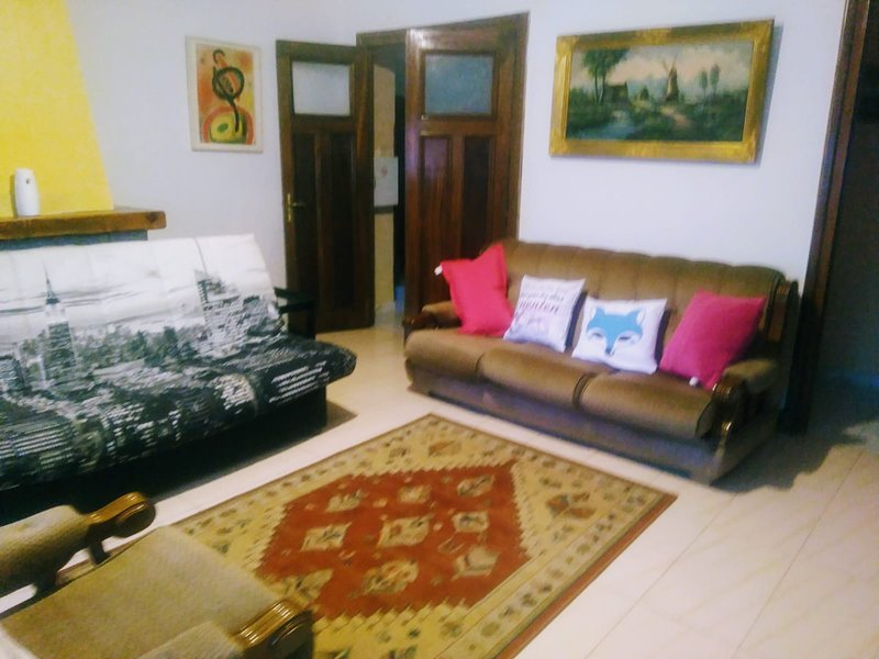 Amazing house with garden, holiday rental in Porrua
