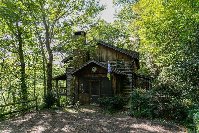 Daniel Boone Lodge, holiday rental in Boone