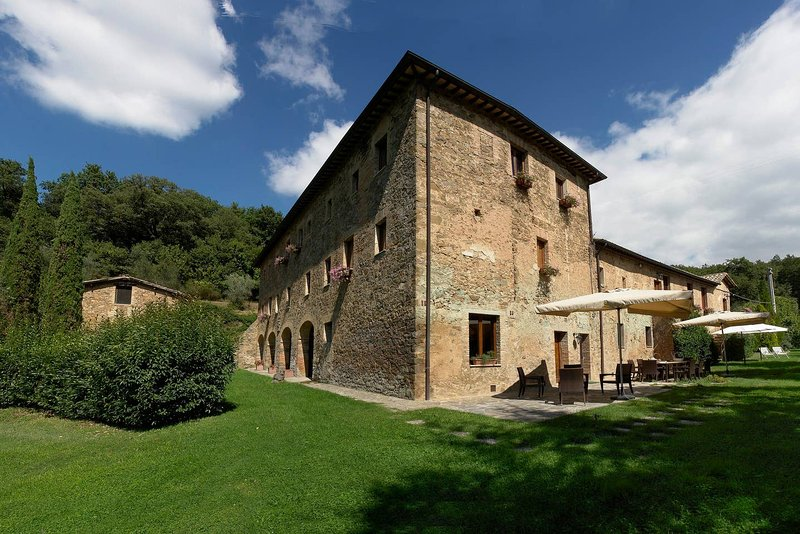 Antico Convento I Cappuccini, vacation rental in Montalcino