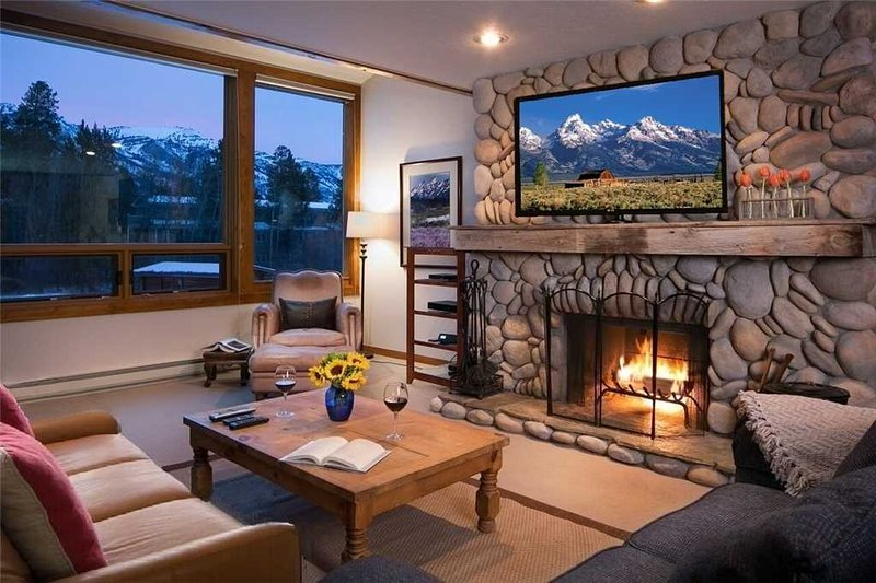 Lupine 1922, vacation rental in Jackson Hole