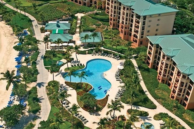 Spacious two bedroom residence at Ritz Carlton Club, St. Thomas. Book Now!, vacation rental in Tutu