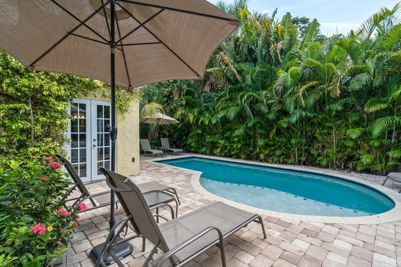 Casa Pina | 3bd/3ba | Private Pool + Cabana, location de vacances à Palm Beach