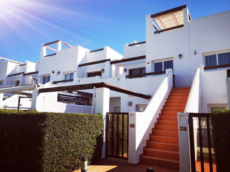 Condado de Alhama Murcia Jardin 13 appartment 1506, holiday rental in Alhama de Murcia