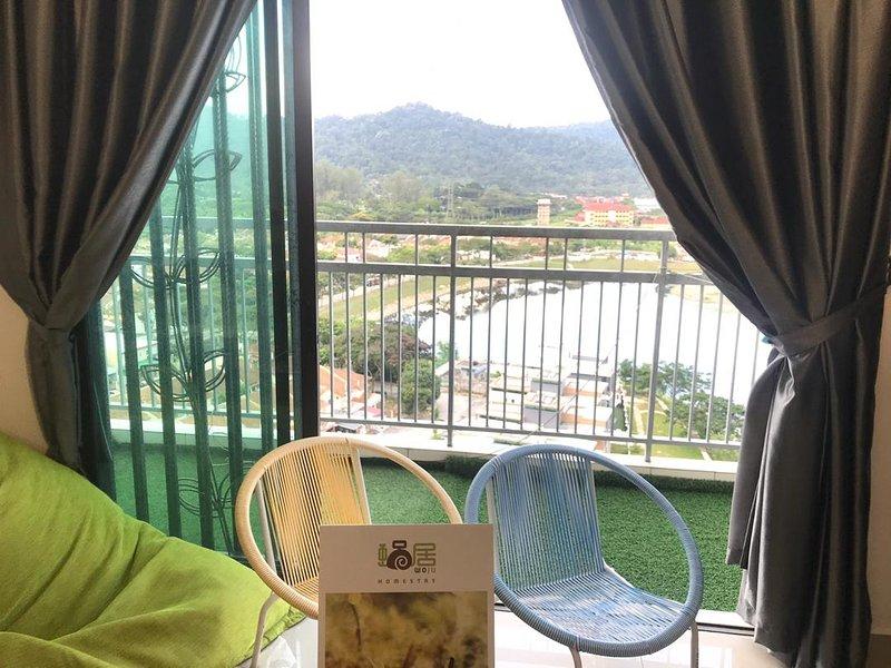 蜗居 WOJU HOMESTAY! near waterfall and relax place, vacation rental in Batu Caves