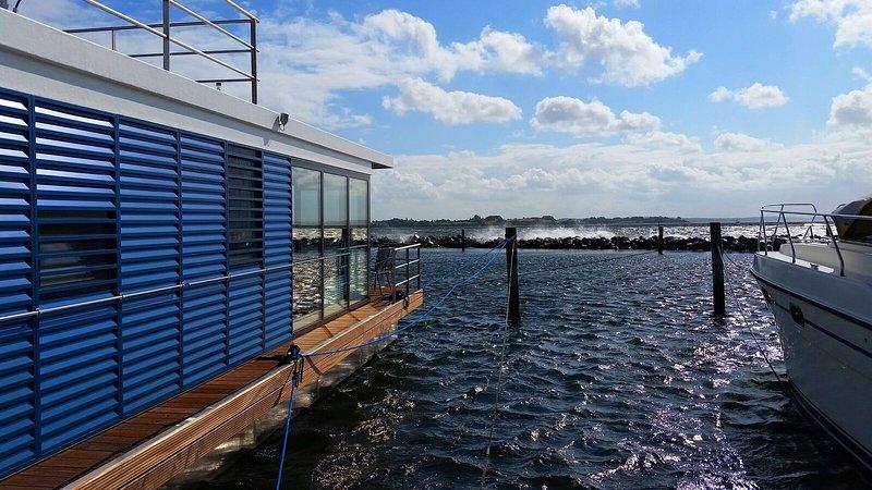WELL Hausboote Dänemark/ Flensburg, holiday rental in Rinkenaes