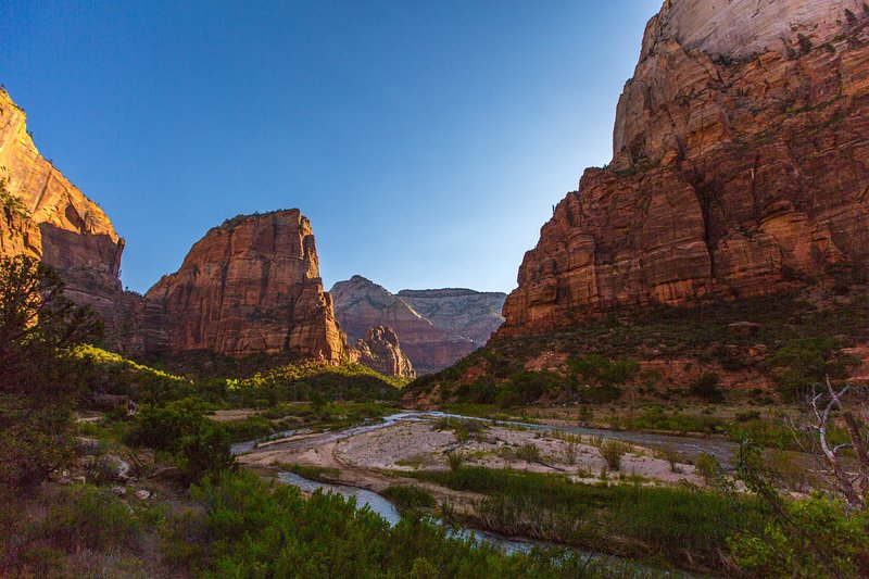 Zion National Park within 30 minute drive