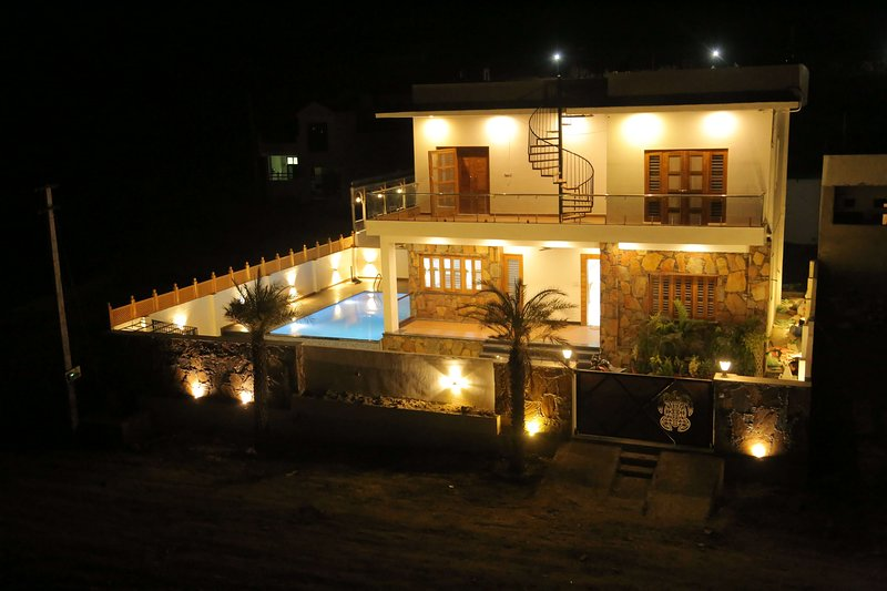Tulsi villa Badi Udaipur, holiday rental in Bhujra