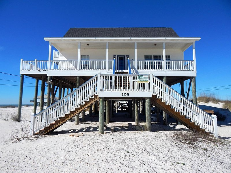 020 Crew Rest, holiday rental in Dauphin Island