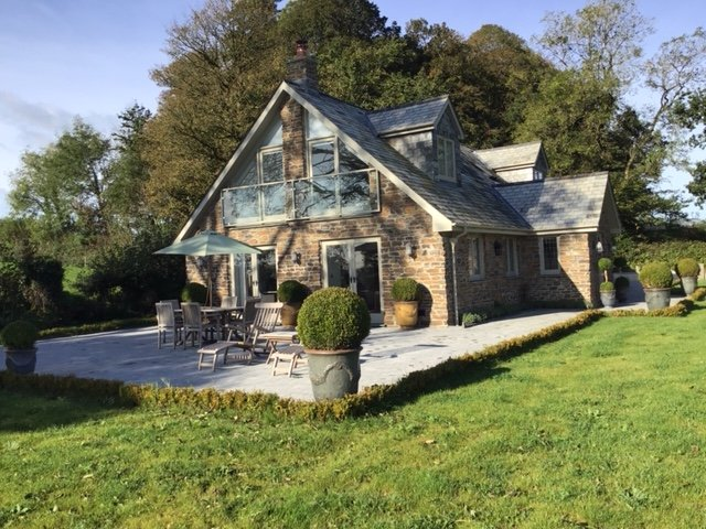 Luxury Gate House with Remarkable Views, holiday rental in Sprytown