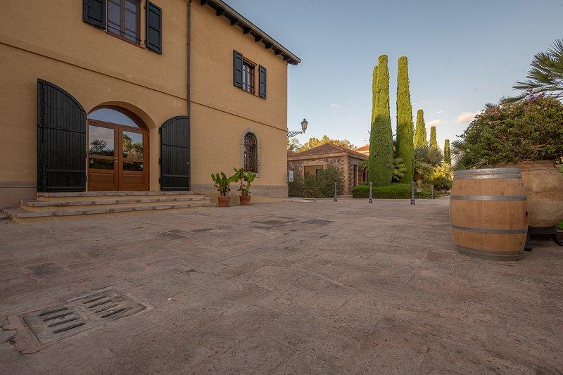Casa Villa Marina suite, Ferienwohnung in Fertilia