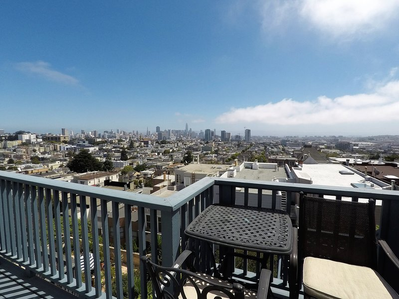 Terrace View Two Bedroom, holiday rental in San Francisco