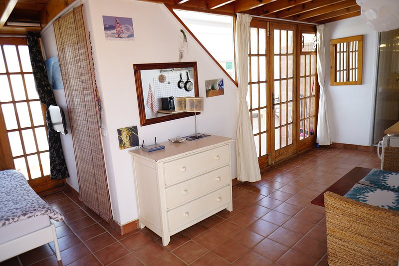 Bonito ático, casa vacanza a El Medano