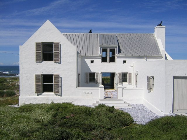 Duinhuis Yzerfontein, holiday rental in Grotto Bay