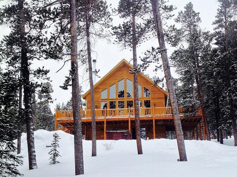 Alpenhaus, holiday rental in Fairplay