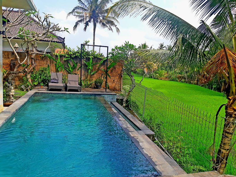 Aldino D' Ubud, 3 Bedroom Villa with Private Pool, holiday rental in Singakerta