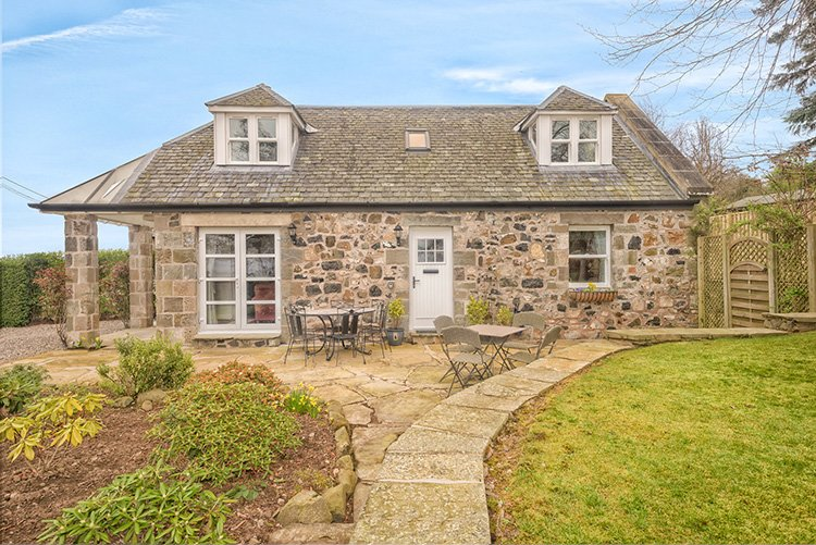 Auchenblae, Kirkton of Balmerino, near St Andrews, vacation rental in St Michaels