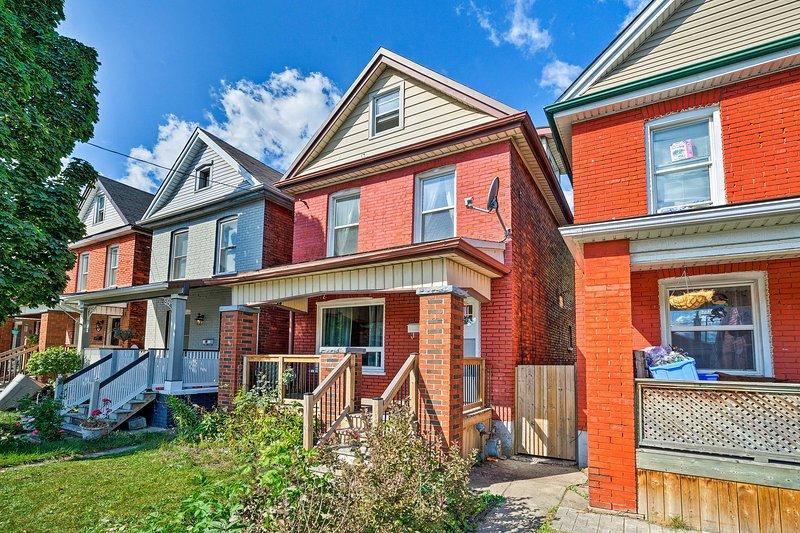 Come visit this friendly 3-bedroom, 1-bathroom property in Hamilton!