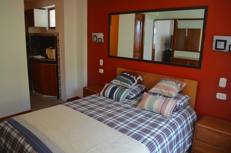 CONDOR SUITES Brand New Cute & Cozy Apartment (C-2), vacation rental in San Sebastian