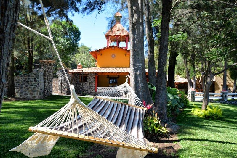 Finca El Campanario, location de vacances à Comala