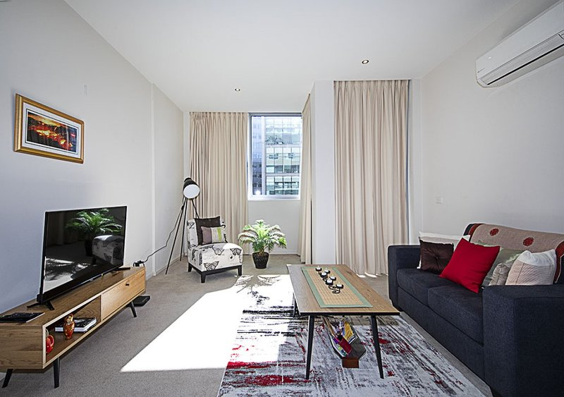 Spacious 1 BR New Acton Stylish apartment, holiday rental in Australian Capital Territory