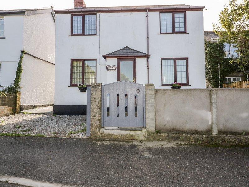 Trevowah cottage, Crantock, Ferienwohnung in Crantock