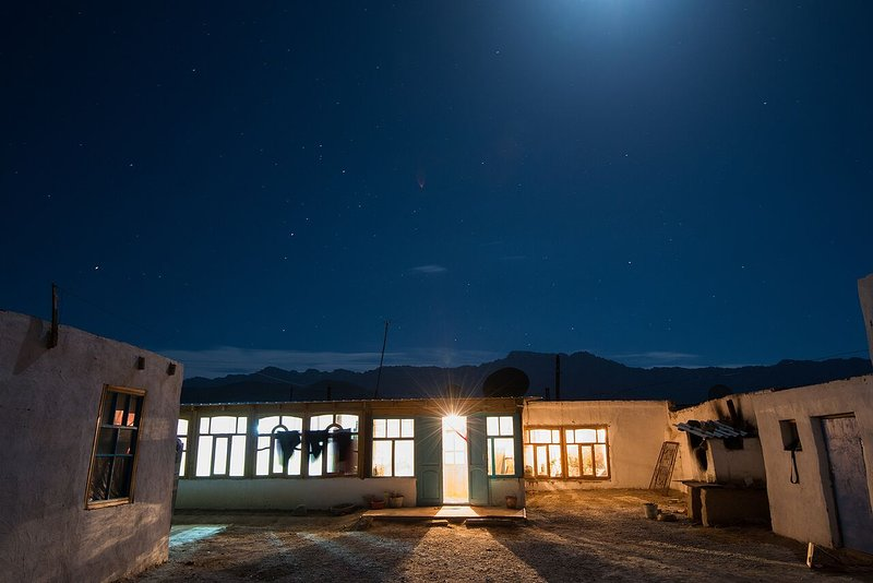Guest House Gulnara is located close to the bazaar of Murghab, holiday rental in Gorno-Badakhshan Province