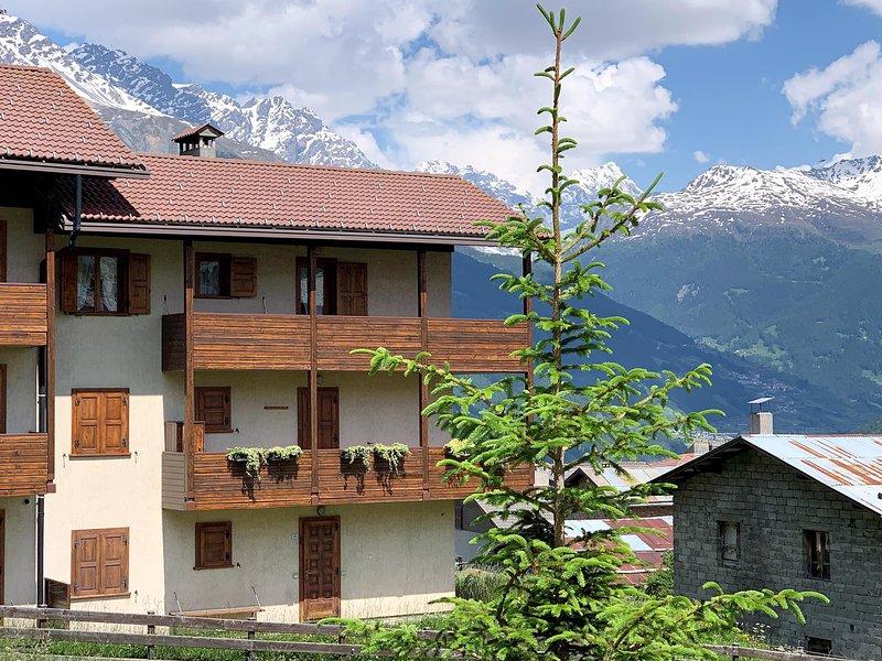 ILO1322 Piccola Residenza, location de vacances à Valdisotto