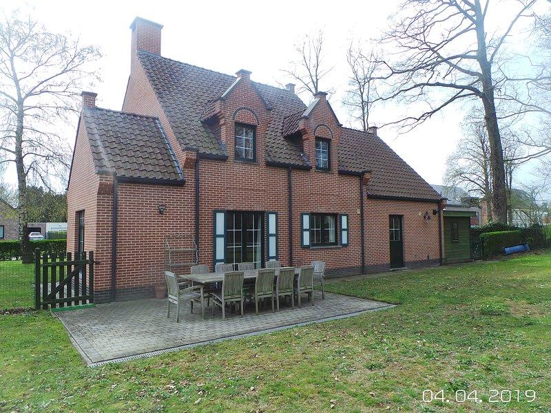 Villa De Ruiter, casa vacanza a Berlare