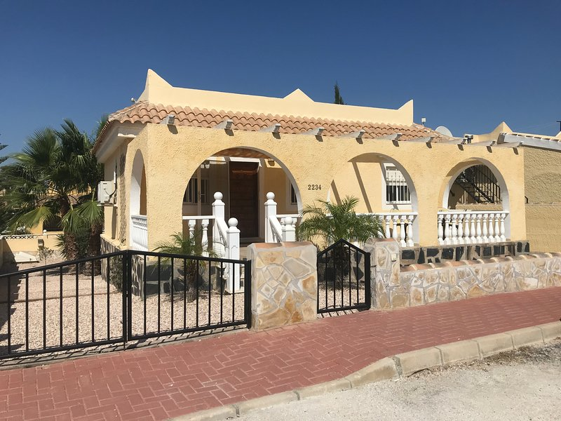 Casa Gwendolina, vacation rental in Mazarron