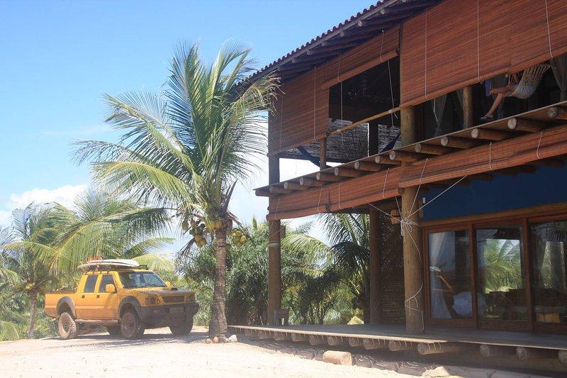 Casa Centro, Lagoa Azul Beach Villas, Can Pirinha, vacation rental in Marau
