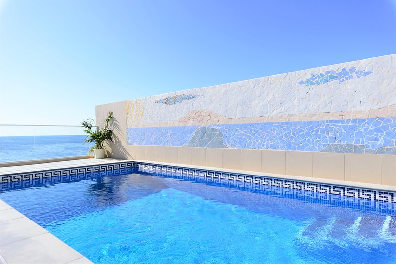 Seaside house with private pool WIFI, vacation rental in Puertito de Guimar