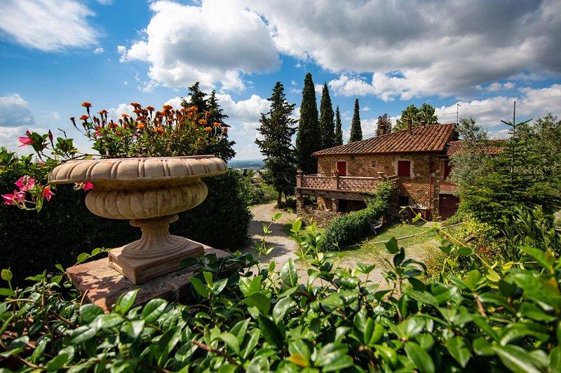 CASALE IL TRECENTO, holiday rental in Vitiano