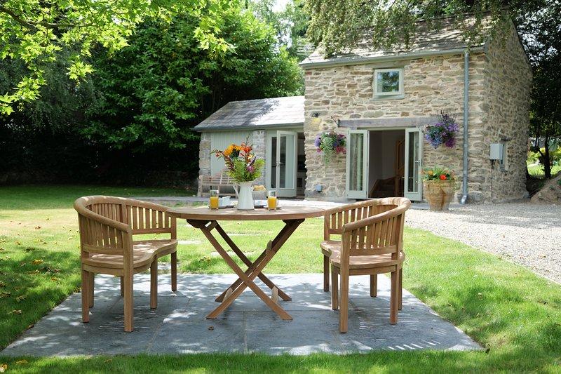 Pinetum Garden Cottages - Moongate 7, location de vacances à Trethurgy