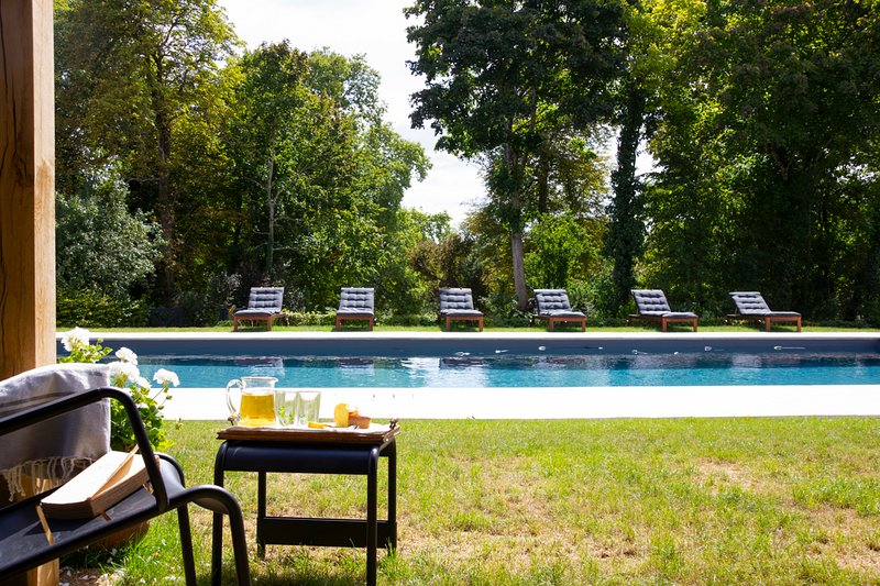 Asnieres-sur-Vegre Chateau Sleeps 14 with Pool - 5639124, holiday rental in Souvigne-sur-Sarthe
