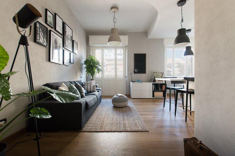 Entrance / living area