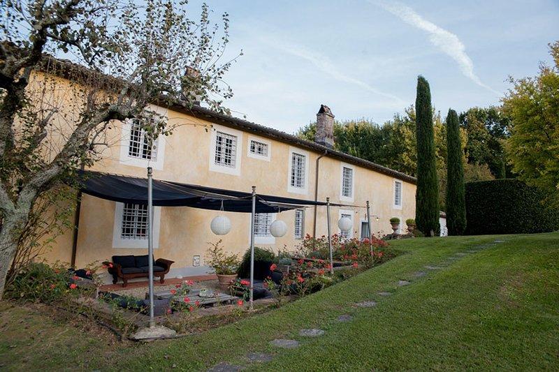 Fattoria di Lucca Fattoria di Lucca, holiday rental in San Ginese
