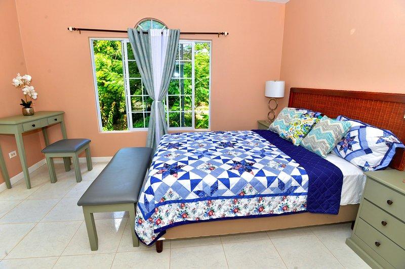 Duplex ein Schlafzimmer mit Bad