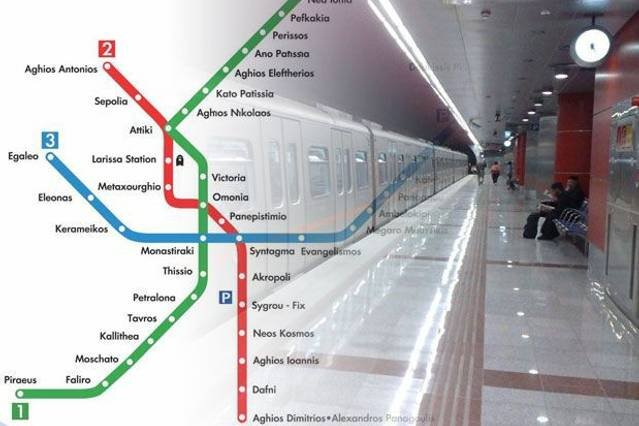 Metro Lines