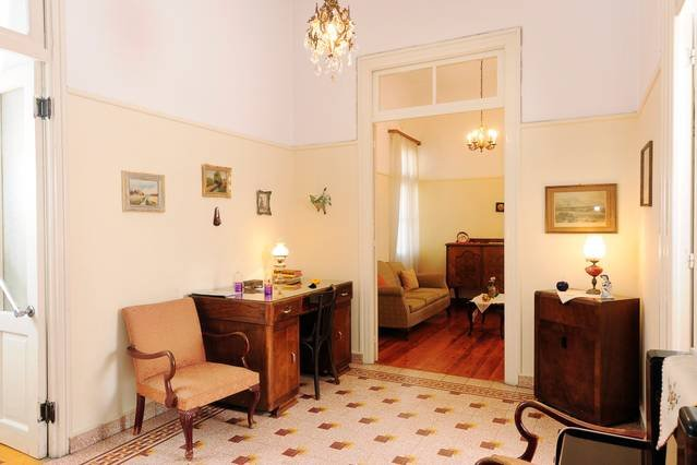 Zeta's vintage house in the centre of Sparta, holiday rental in Sparta
