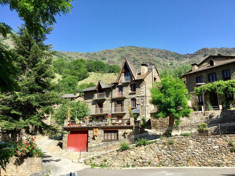 Casa Tonya alojamiento turístico 1, alquiler vacacional en Espot