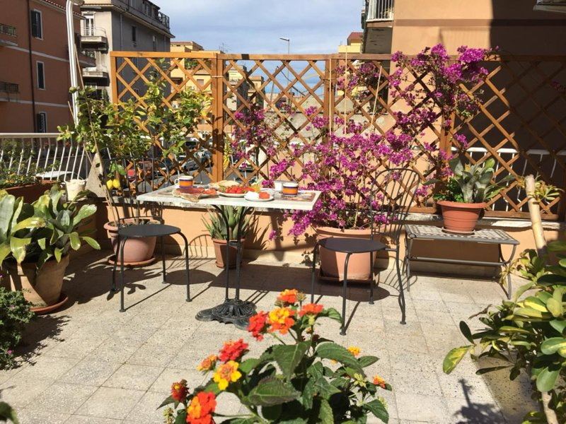 Tourism - Room with private bathroom and terrace Chalet in Rome
