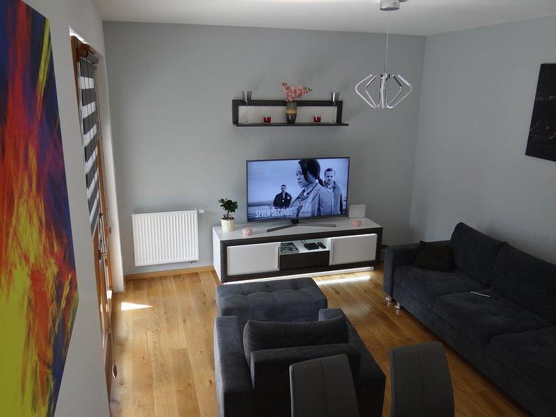 Beatiful City Center Appartament, casa vacanza a Wegrzce