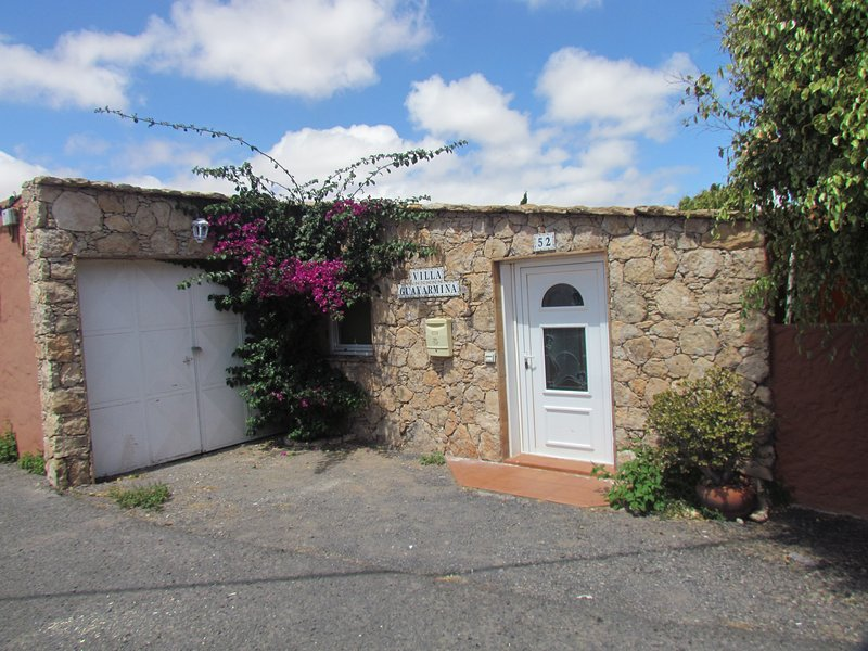 Villa Guayarmina, holiday rental in Casillas de Morales