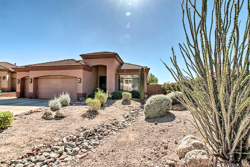 Book this vacation rental now for an unparalleled Southwestern getaway!