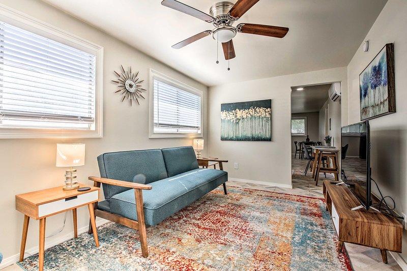 NEW-San Antonio Home by Airport, 7Mi to River Walk, casa vacanza a Alamo Heights